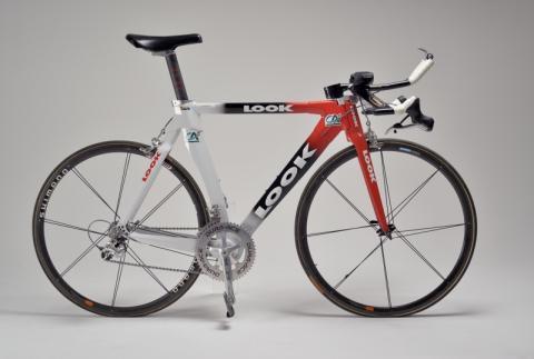 Vélo Look 496, Tour de France 2005 Fabricant: Look, Nevers, 2005