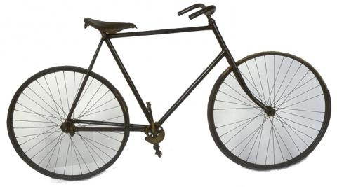 Bicyclette « acatène » France, 1894-1898