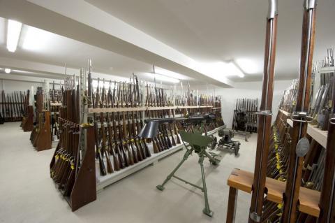 réserve arme