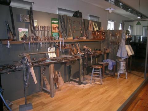 atelier armurier