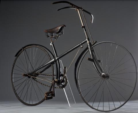 Bicyclette des frères Gauthier Saint-Etienne, 1889-1890