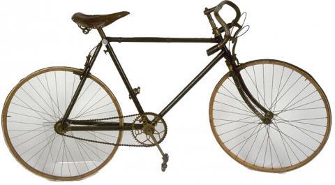 Vélo de course BSA Fabricant: Birmingham Small Arms Co, Birmingham, vers 1920