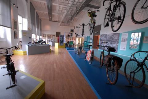 Le cycle à Saint-Etienne, un siècle de savoir-faire