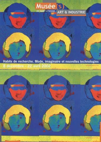 Habits de recherche, journal de l'exposition et CD rom