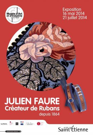 Exposition : Julien Faure, créateur de rubans depuis 1864