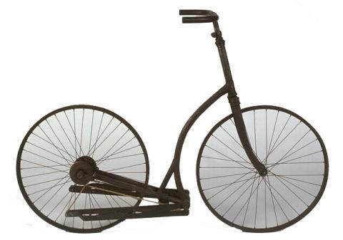 Lévocyclette Fabrication artisanale, France, vers 1904