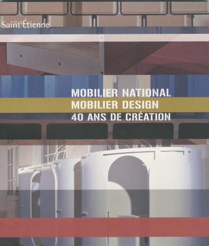 Mobilier National, Mobilier design, 40 ans de création