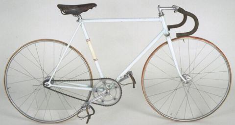 Vélo de piste de Roger Rivière France, 1957