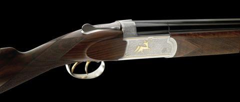 Fusil Sagittaire : fusil de chasse fabriqué à Saint-Etienne en 1985