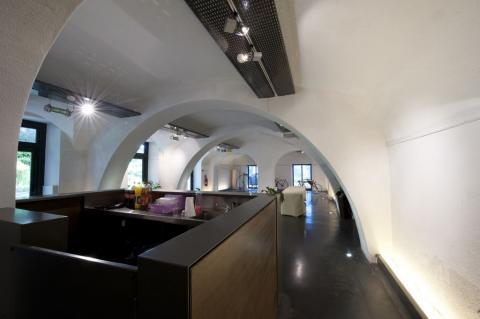 salle des voutes
