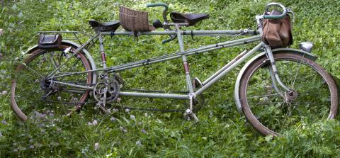 Tandem «Hirondelle» Manufacture Française d'Armes et Cycles de Saint-Etienne, 1937