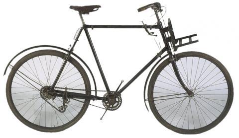 Bicyclette Terrot modèle H Fabricant Terrot, Dijon, 1905